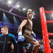 Денис Юрьевич Беринчик — украинский боксёр-профессионал