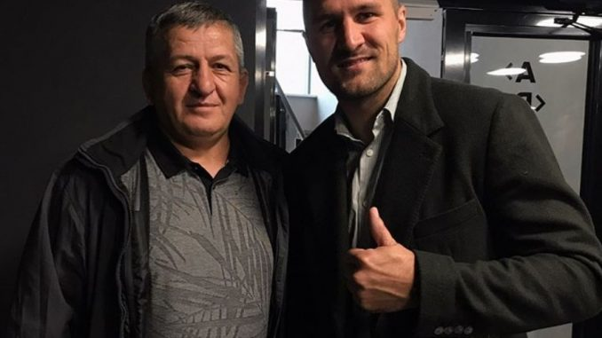 Ковалев поддержал отца Хабиба Нурмагомедова