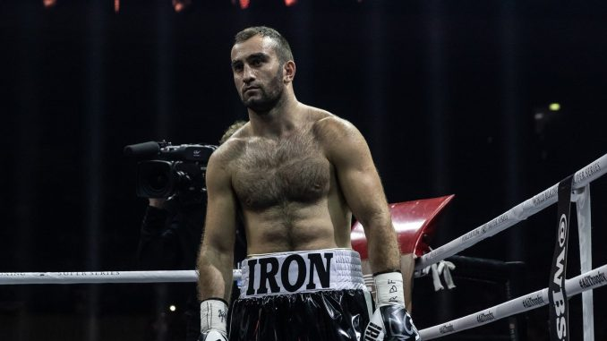 Стало известно когда Гассиев выйдет на ринг