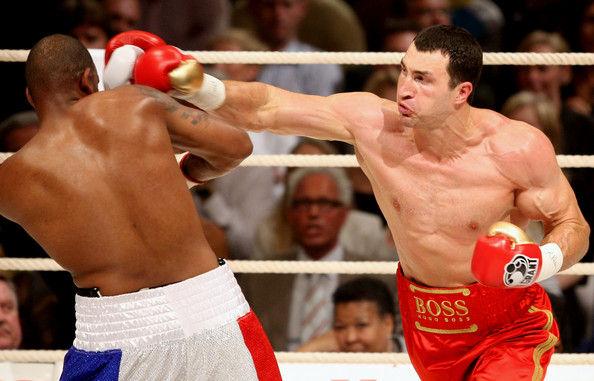 Приемы бокса джеб