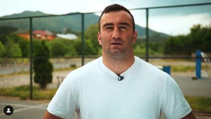 Мурат Гассиев боксер или новый политик?