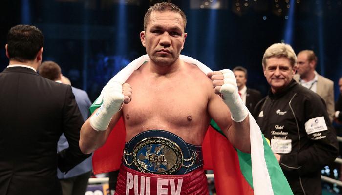 Кубрат Пулев — профессиональный болгарский боксёр.