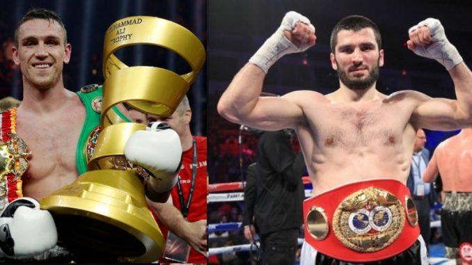Новый соперник Бетербиева