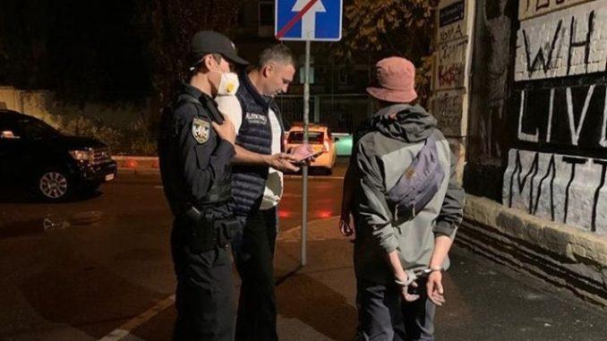 Виталий Кличко начал охоту на хулиганов
