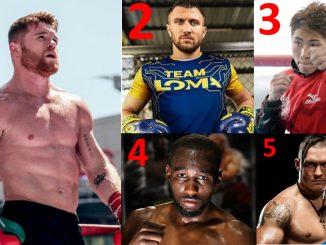 Рейтинг лучших боксеров современности по версии The Ring