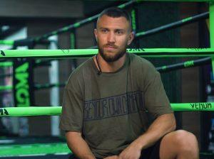 Ломаченко о предстоящем бое с Теофимо Лопесом (видео)