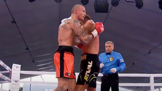Дмитрий Митрофанов сумел одолеть Анатолия Хунаняна