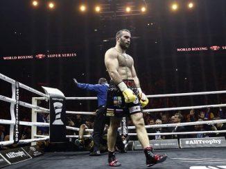 Мурат Гассиев готовиться к бою (видео)