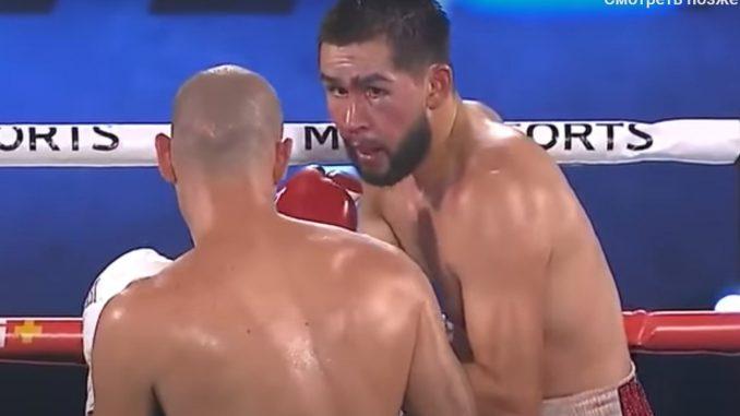Хосе Педраса победил Молину (видео)