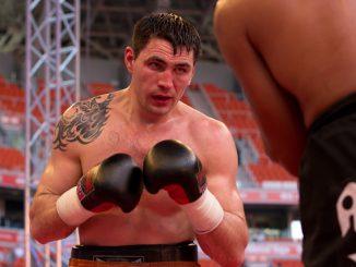 Стас Каштанов не сумел забрать титул чемпиона Европы