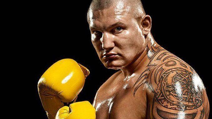 Андрей Руденко в сентябре будет боксировать