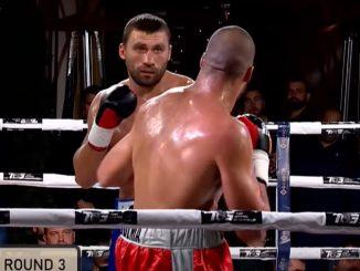 Виктор Выхрист нокаутировал Габриэль Энгуэма (видео)