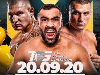 Андрей Руденко и Виктор Выхрист 20 сентября выйдут в ринг