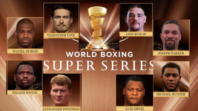 Всемирная боксёрская суперсерия в супертяжёлом весе