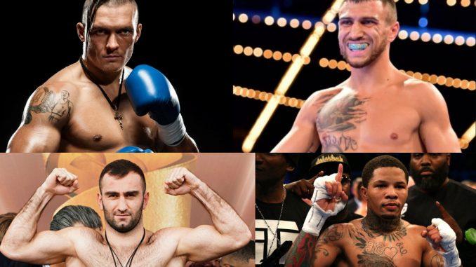 Важные бои бокса (октябрь 2020)