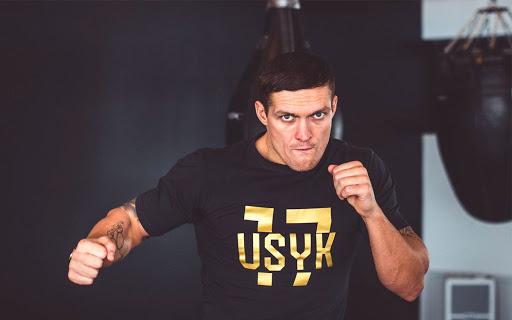 Вечер бокса от USYK17