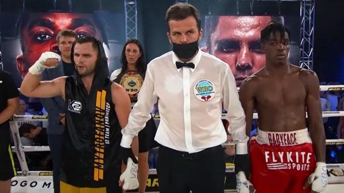 Видео боя Дмитрий Митрофанов против Рилливана Бабатунде
