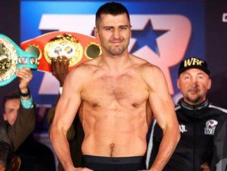 Александр Гвоздик назвал ради кого готов вернуться в бокс