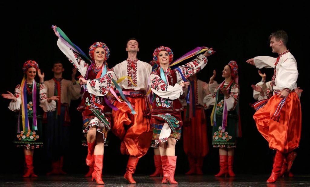 Где можно заказать билет на шоу Ансамбль танца им. Павла Вирского?