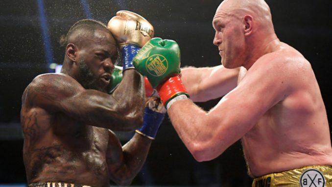 Ожидаемые бои бокса в октябре